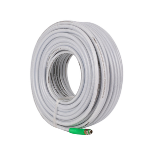 China Trusted PVC Agricultural Braided Hose Supplier