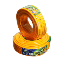 50m Flexible Garden Pvc Braided Hose for Graden